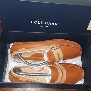 Cole Haan  grant canoe penny